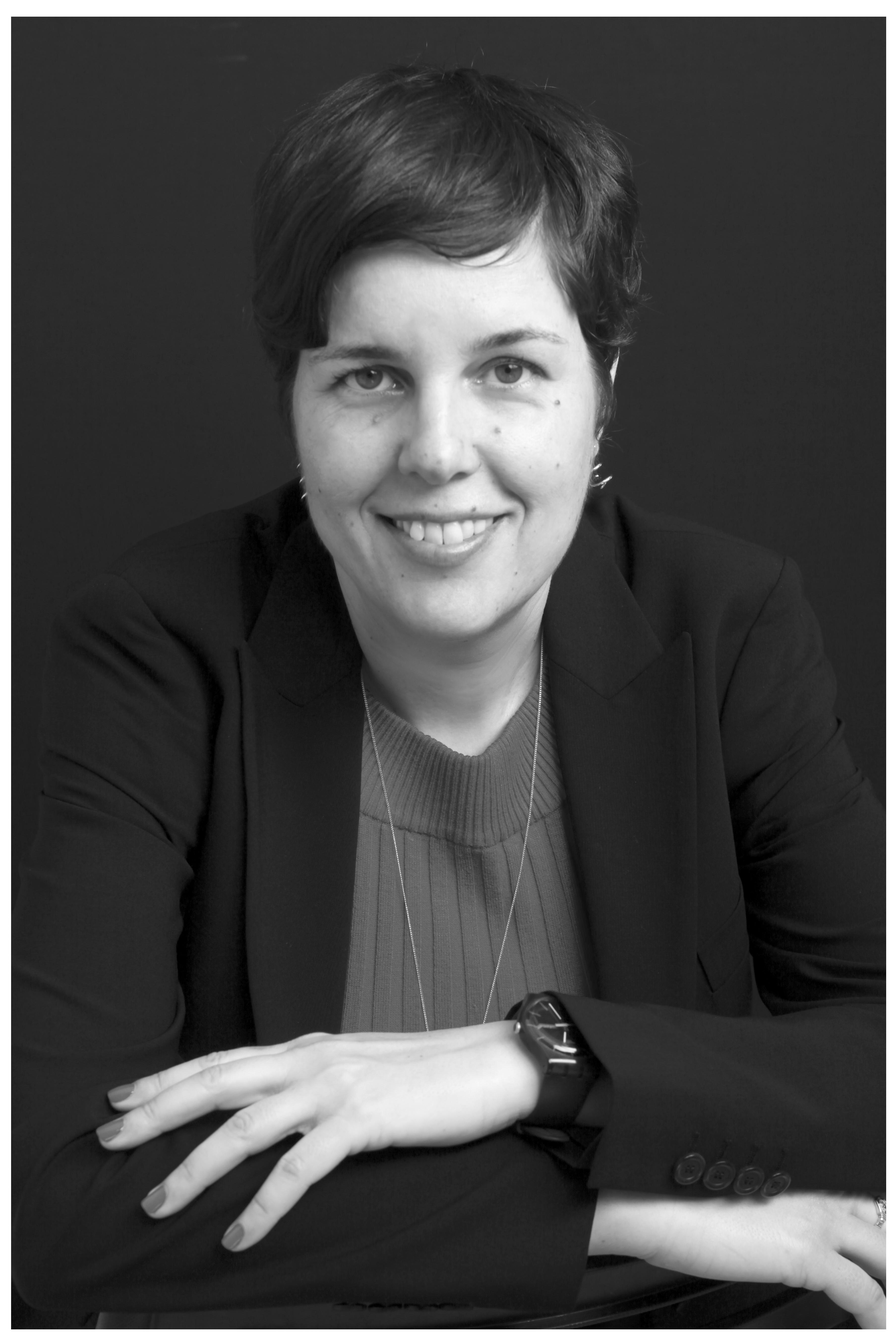 Susana Lugo Ruiz, coach ejecutivo Madrid